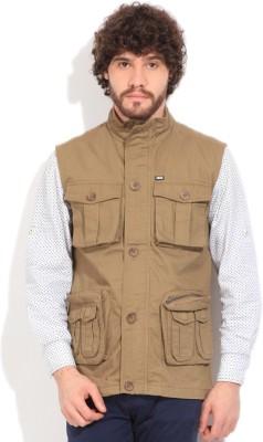Arrow Sleeveless Solid Men's Jacket