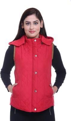 Trufit Sleeveless Solid Women's Jacket