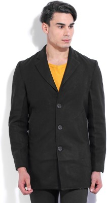 Pepe Jeans Full Sleeve Solid Mens Casual Jacket