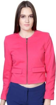 Van Heusen Full Sleeve Solid Women's Jacket