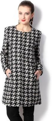Van Heusen Full Sleeve Geometric Print Women's Jacket