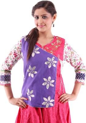 Bhakoshaa 3/4 Sleeve Solid Women,s Jacket Jacket