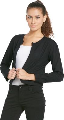 Globus Full Sleeve Solid Women's Jacket