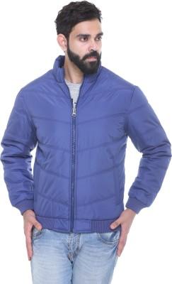 Trufit Full Sleeve Solid Mens Jacket