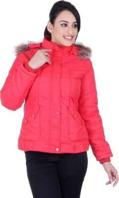 Montreal Full Sleeve Solid Women's Jacket