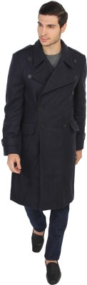 French Connection Full Sleeve Solid Men,s Jacket
