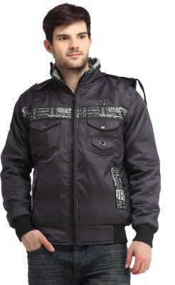 Gudluk Full Sleeve Self Design Men's Jacket