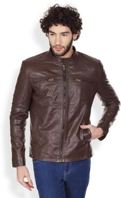 Histeria Full Sleeve Solid Men's Jacket