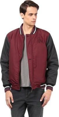 Okane Full Sleeve Solid Men,s Jacket