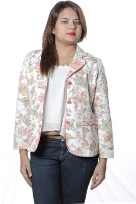 Shopaholic Fashion Full Sleeve Floral Print Women's Jacket
