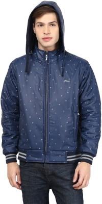 Okane Full Sleeve Printed Men,s Jacket