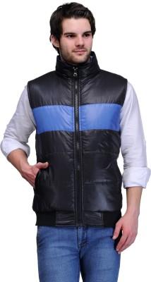 TSX Sleeveless Solid Men's Jacket