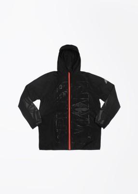 Adidas Full Sleeve Printed Boy's Sports Jacket Jackets