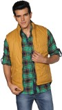 Provogue Sleeveless Solid Men's Quilted ...