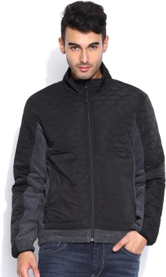 Lee Full Sleeve Solid Men's Quilted, Padded Jacket