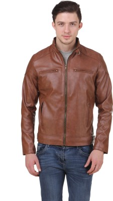 RoseBella Full Sleeve Solid Men's Jacket