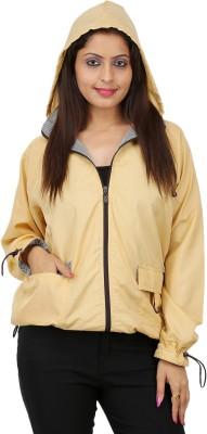 SML Originals Full Sleeve Solid Women's Jacket at flipkart