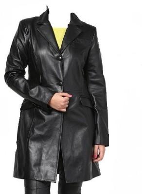 C Comfort 3/4 Sleeve Solid Women's Jacket