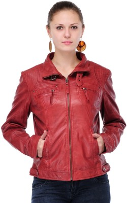 Teakwood Full Sleeve Solid Women's Jacket