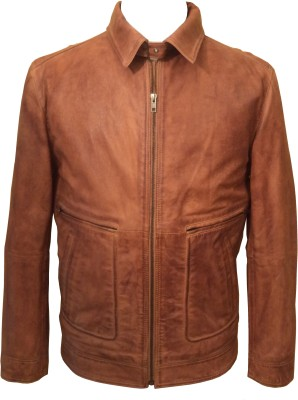 Romari Full Sleeve Solid Men's Jacket