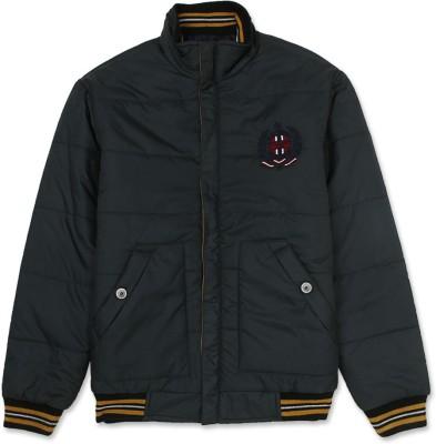London Fog Full Sleeve Solid Boy's Jacket