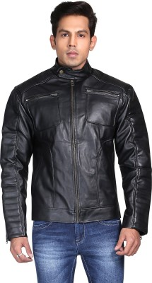 Clothes Cafee Full Sleeve Solid Men,s Jacket