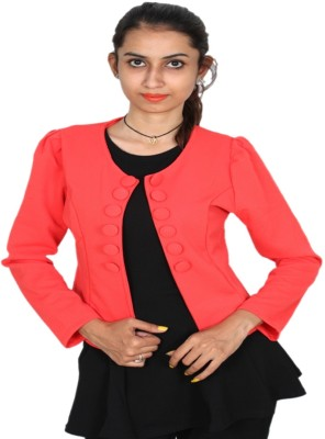 Vanya Enterprises Full Sleeve Solid Women's Jacket