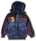 Lilliput Full Sleeve Solid Boys Jacket