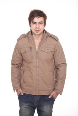 Trufit Full Sleeve Solid Men,s Bomber Jacket