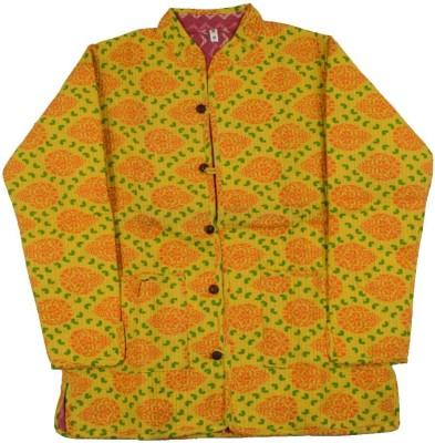 Shopatplaces Full Sleeve Printed Women's Jacket