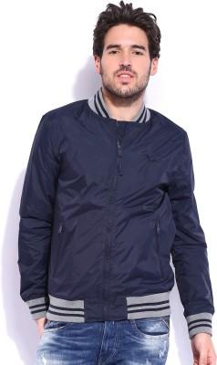 Fox Full Sleeve Solid Men's Jacket