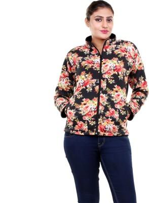Clotone Full Sleeve Solid Women's Jacket
