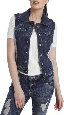Only Sleeveless Solid Women's Jacket