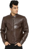 Roadster Full Sleeve Solid Men's Jacket