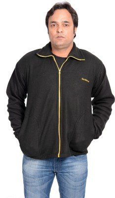 Axcellence Full Sleeve Solid Men's Jacket