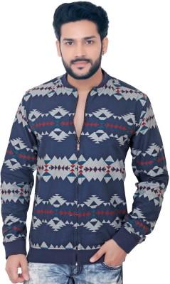 GoPlay Full Sleeve Printed Men's Jacket