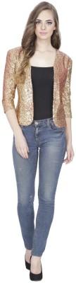 Emmylyn 3/4 Sleeve Embellished Women's Jacket