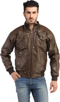 Gudluk Full Sleeve Solid Men's Jacket