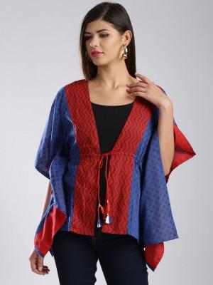Anouk 3/4 Sleeve Printed Women's Jacket