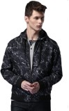 WROGN Full Sleeve Printed Men's Jacket