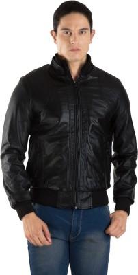 Burdy Full Sleeve Solid Men's Jacket