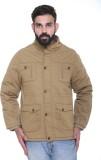 Trufit Full Sleeve Solid Men's Jacket