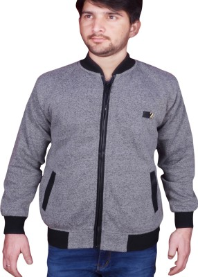Jara Full Sleeve Polka Print Men's Jacket