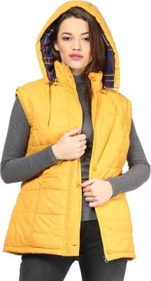 Okane Half Sleeve Solid Women's Jacket