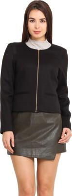 Pera Doce Full Sleeve Solid Women's Jacket