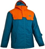 Quechua Full Sleeve Solid Men's Jacket