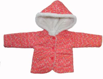 Always Kids Full Sleeve Printed Boy's Jacket