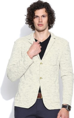 United Colors of Benetton Full Sleeve Solid Men's Jacket