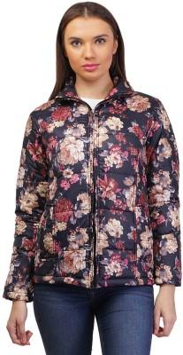 Pazaro Full Sleeve Printed Women,s Jacket