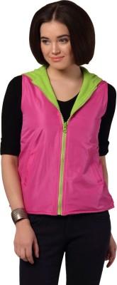 Yepme Sleeveless Solid Women's Jacket